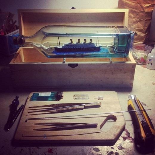 Xưởng handmade tại gia của 9X thổi hồn vào phế liệu