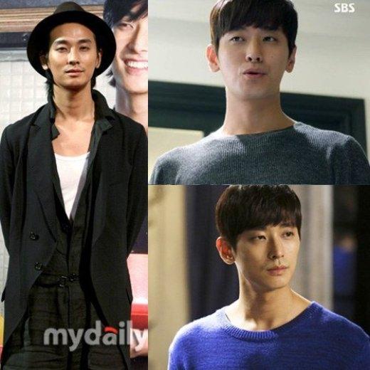 """Không còn là """"thái tử Shin"""", Joo Ji Hoon vẫn sở hữu thân hình mảnh khảnh. Thời gian trôi qua, cùng với nhan sắc ngày càng nam tính, anh chàng cũng không quên chăm chút cho thân hình của mình."""