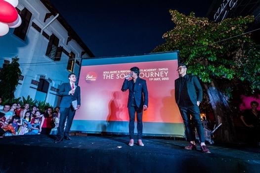 Thanh Bùi mang công nghiệp âm nhạc quốc tế về Việt Nam - Tin sao Viet - Tin tuc sao Viet - Scandal sao Viet - Tin tuc cua Sao - Tin cua Sao