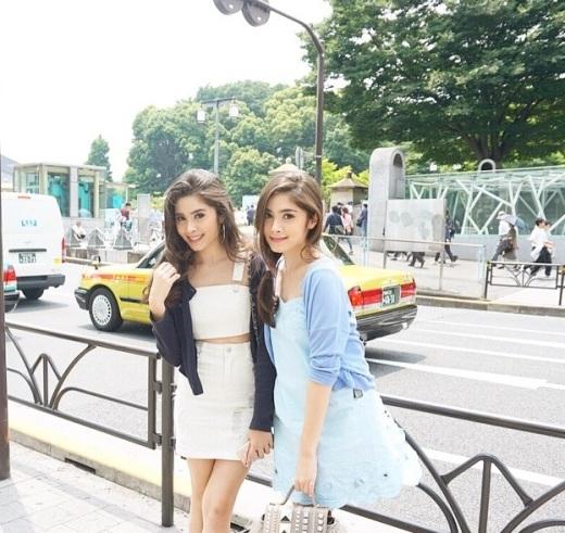 Mê mệt trước vẻ xinh không thể cưỡng của những hot girl Thái