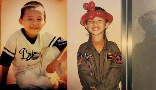 Hình ảnh G-Dragon thời trong nhóm nhạc nhí gây sốt