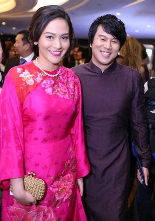 Hai vợ chồng Thanh Bùi cùngtham dự một sự kiện của Thu Minhtổ chức gần đây - Tin sao Viet - Tin tuc sao Viet - Scandal sao Viet - Tin tuc cua Sao - Tin cua Sao