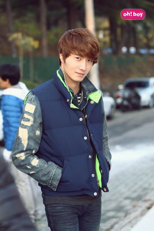 Nam diễn viên Jung Il Woo trong vai Choi Se Ryung.
