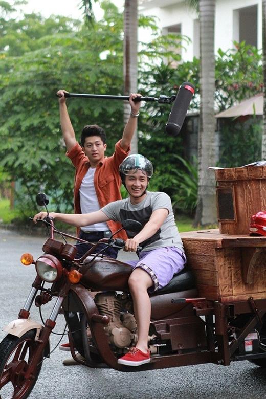 Sao Việt và những cú chạm tay lần đầu ấn tượng - Tin sao Viet - Tin tuc sao Viet - Scandal sao Viet - Tin tuc cua Sao - Tin cua Sao