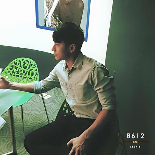 Mới đây, Isaac chia sẻ trên trang cá nhân của mình về việc casting một bộ phim mới - Tin sao Viet - Tin tuc sao Viet - Scandal sao Viet - Tin tuc cua Sao - Tin cua Sao