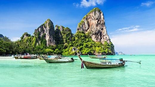 Koh Samui không hề thua kém bất cứ bãi biển nổi tiếng nào trên thế giới.