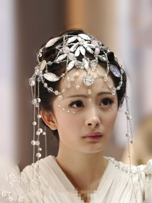 Trong danh sách này không thể thiếu vắng tiên nữ Tịch Dao xinh đẹp động lòng người của Dương Mịch trong Tiên Kiếm Kỳ Hiệp 3.