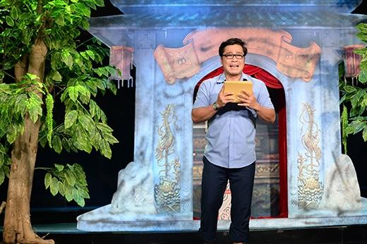 Từ khi Lý Hùng tái xuất với khán giả, anh thường chọn cho mình những vai hài hước. - Tin sao Viet - Tin tuc sao Viet - Scandal sao Viet - Tin tuc cua Sao - Tin cua Sao