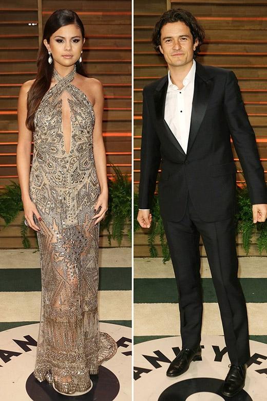 Fan bức xúc vì tin Selena Gomez bí mật gặp gỡ Orlando Bloom