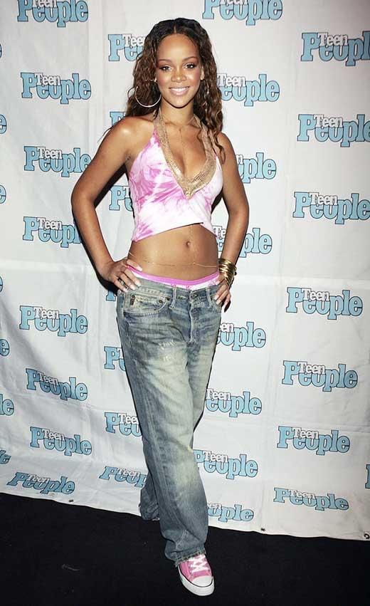 Rihanna năm 2005