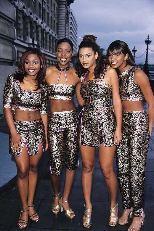 Beyoncé năm 1998