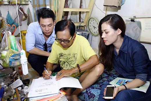 Ca sĩ Bảo Khánh và Ngọc Châm
