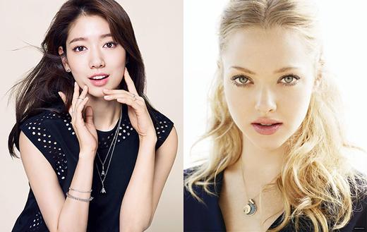 Park Shin Hye cũng được coi là bản sao của Amanda Seyfried dù rằng thực tế Amanda thu hút mọi người bởi sự quyến rủ và Park Shin Hye với vẻ ngoài trẻ trung năng động