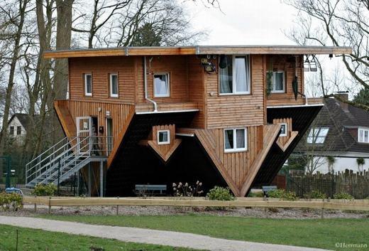 """Những công trình kiến trúc """"ảo tung chảo"""" khiến bạn có thể nhìn nhầm"""