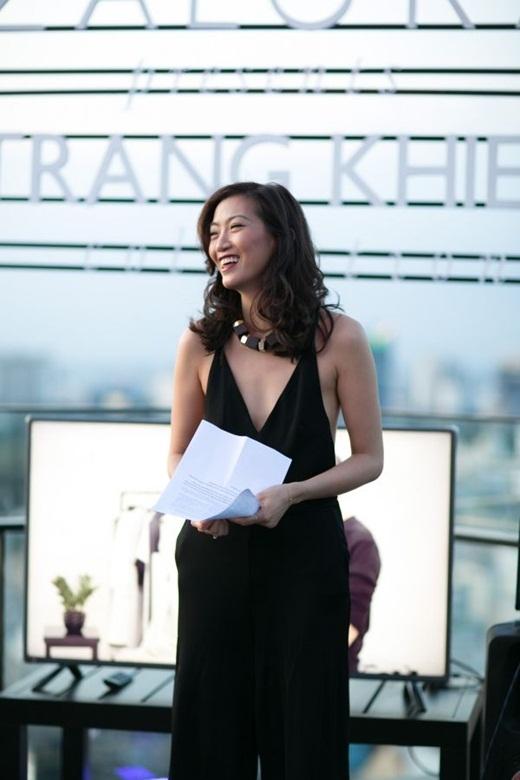 Ngắm nhìn nữ giám đốc tiếp thị xinh đẹp của Google tại Việt Nam