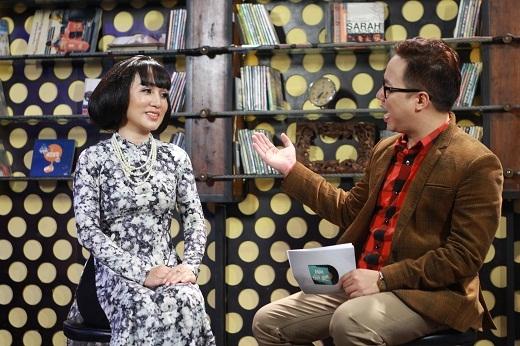 Lắng nghe Hà Vân chia sẻ về đam mê ca hát của mình.