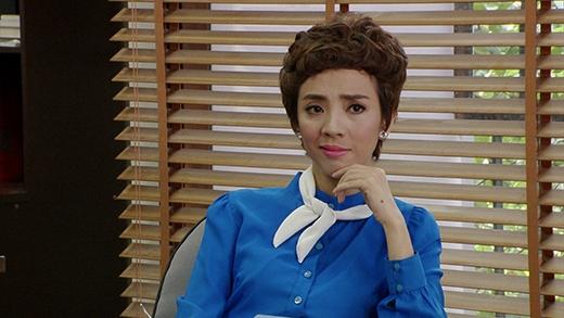 Trong Làm dâu, Thu Trang đã được đóng vai mang đậm tính cách nữ mà bấy lâu nay cô không được thể hiện - Tin sao Viet - Tin tuc sao Viet - Scandal sao Viet - Tin tuc cua Sao - Tin cua Sao