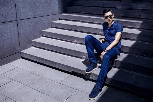 Trần Trung đã đưa ra gợi ý cho các bạn trẻ yêu thích thời trang những bộ cánh lịch lãm, tông xuyệt tông cá tính.