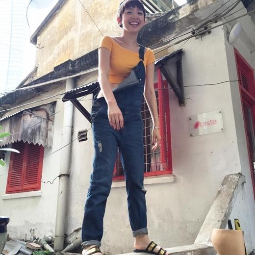 """Fan thích thú trước hình ảnh """"cute lạc lối"""" của Tóc Tiên - Tin sao Viet - Tin tuc sao Viet - Scandal sao Viet - Tin tuc cua Sao - Tin cua Sao"""