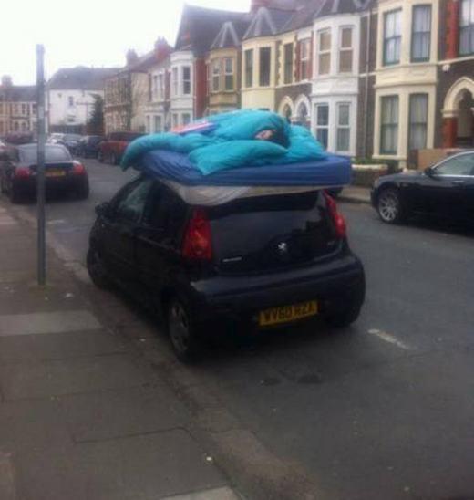 Xe giường nằm phiên bản mới!