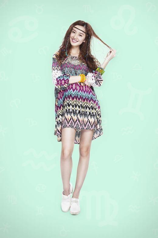Jun Vũ là người mẫu gốc Việt, định cư tại Thái Lan từ năm 15 tuổi. Nét đẹp thuần khiết, đặc biệt là nụ cười rạng rỡ của cô từng được so sánh và nhận xét rằng khá giống với Yoon Ah - biểu tượng sắc đẹp của nhóm nhạc Hàn Quốc nổi tiếng: SNSD. - Tin sao Viet - Tin tuc sao Viet - Scandal sao Viet - Tin tuc cua Sao - Tin cua Sao