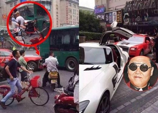 PSY bất ngờ gặp tai nạn tại Trung Quốc