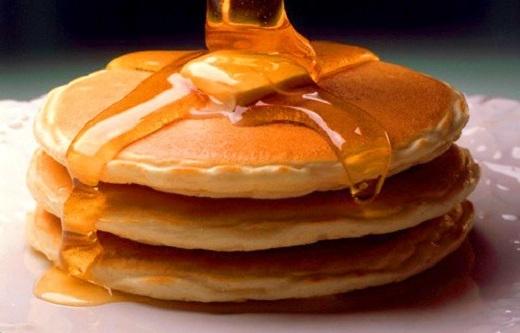 Trổ tài đầu bếp với món bánh pancake vừa ngon vừa dễ làm