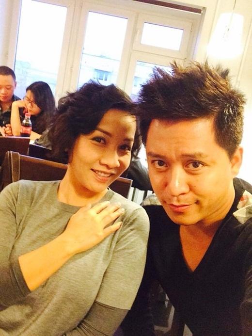 Tuấn Hưng và Mỹ Linh có mối quan hệ khá tốt trong showbiz Việt. - Tin sao Viet - Tin tuc sao Viet - Scandal sao Viet - Tin tuc cua Sao - Tin cua Sao