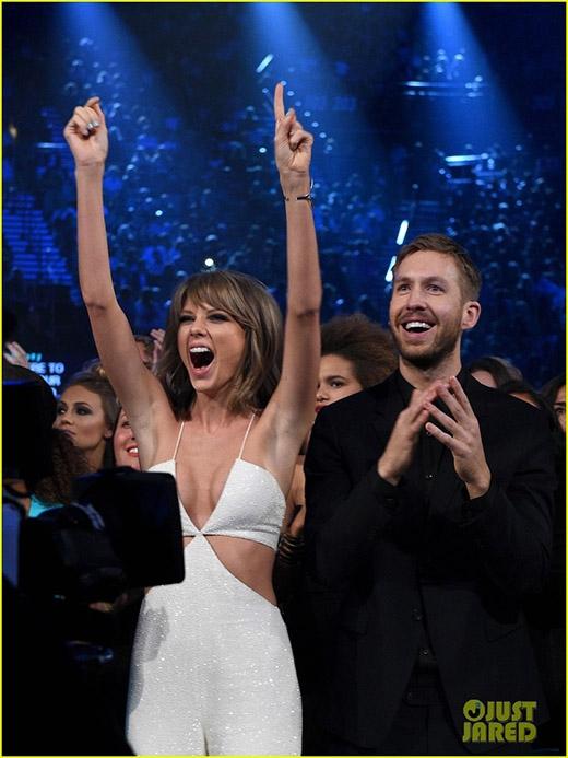 Calvin Harris lần đầu tiết lộ về chuyện tình với Taylor Swift