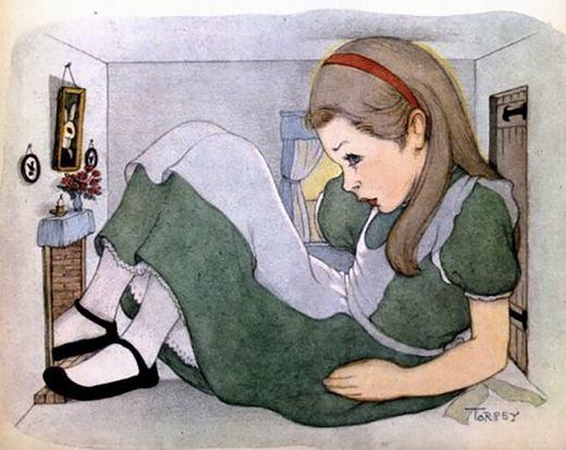 Sốc: Alice ở xứ sở thần tiên liên quan đến một số hội chứng tâm thần?