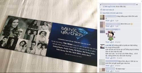 Tấm vé mời - lí do chính khiến Tuấn Hưng nổi giận - Tin sao Viet - Tin tuc sao Viet - Scandal sao Viet - Tin tuc cua Sao - Tin cua Sao