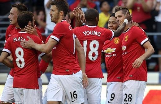 Man United: Lộ diện số áo của 4 tân binh triệu đô