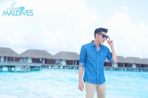 Chuyện tình Maldives – Love in Maldivesmở đầu cho chuỗi hoạt động dày đặc của Noo Phước Thịnh trong 6 tháng cuối năm 2015. - Tin sao Viet - Tin tuc sao Viet - Scandal sao Viet - Tin tuc cua Sao - Tin cua Sao