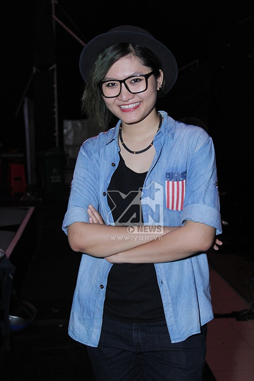 Vicky Nhung (team Đàm Vĩnh Hưng) - Tin sao Viet - Tin tuc sao Viet - Scandal sao Viet - Tin tuc cua Sao - Tin cua Sao