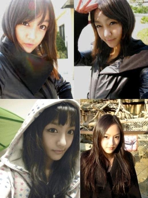 Chị gái củaT.O.P (Big Bang)thu hút sự chú ý với vẻ ngoài dịu dàng, trẻ trung nhưng không kém phần cá tính.