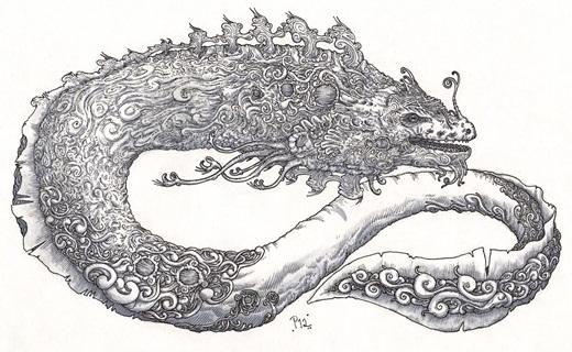 Abaia được xem là một con lươn khổng lồ sống ở dưới hồ nước xung quanh Solomon, Fiji và đảo quốc Vanuatu nằm gần Tây Nam Thái Bình Dương. Bất kì một con vật nào dám làm phiền đến chúng đều phải trả giá bằng chính mạng sống của mình. Ngoài ra, chúng cũng được xem là nguyên nhân gây ra những cơn mưa lớn để làm ngập lụt và giết chết những người dám động đến con của chúng.
