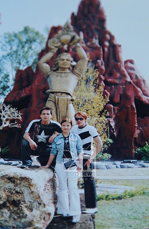 Một số hình ảnh của Hồ Quang Hiếu lúc còn nhỏ và trong những chuyến đi chơi cùng bạn bè. - Tin sao Viet - Tin tuc sao Viet - Scandal sao Viet - Tin tuc cua Sao - Tin cua Sao