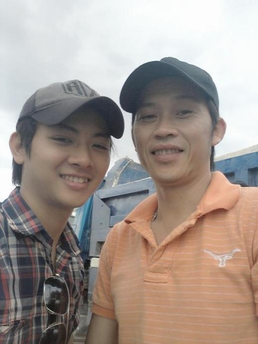 Hoài Linh - Hoài Lâm đang là cặp bố con quyền lực nhất showbiz Việt. - Tin sao Viet - Tin tuc sao Viet - Scandal sao Viet - Tin tuc cua Sao - Tin cua Sao