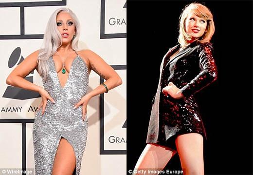 Taylor Swift thừa nhận hết FA nhờ Lady Gaga