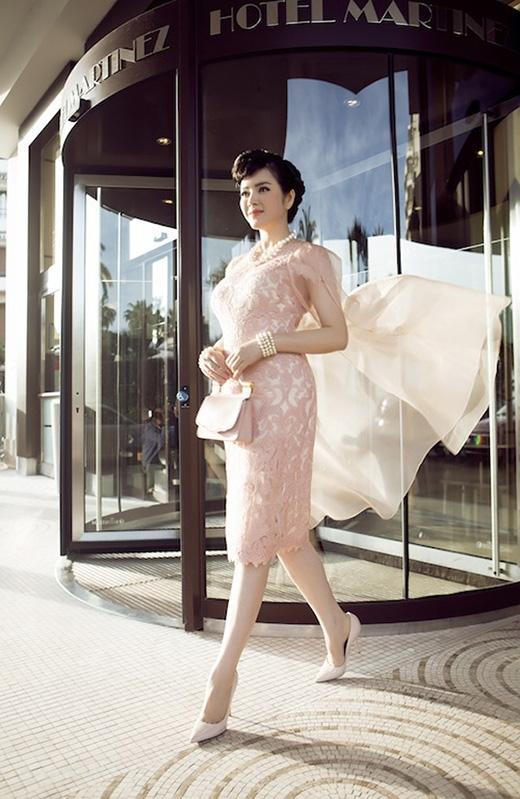 Sao Việt đẹp, xấu khi diện kiểu váy tay cape