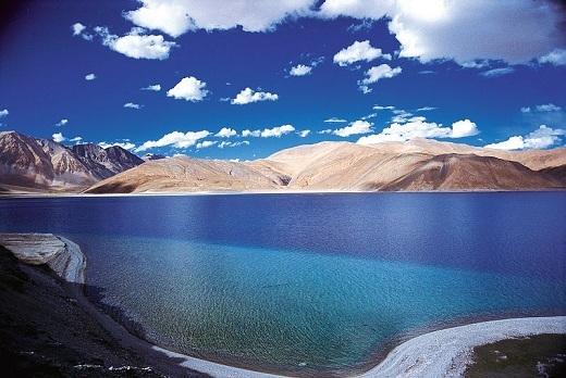 """Sửng sốt trước vẻ đẹp """"hiếm có khó tìm"""" của Leh Ladakh"""
