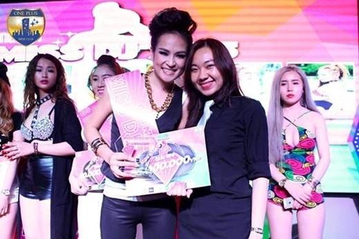 DJ Rubie giành được giải II của cuộc thi