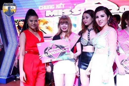 Giải III cuộc thi thuộc về DJ Nhung Babie