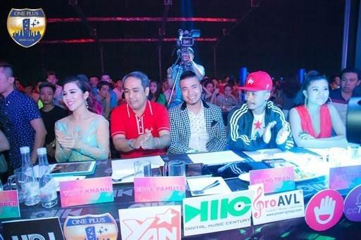 Lộ diện quán quân cuộc thi MISS DJ 2015