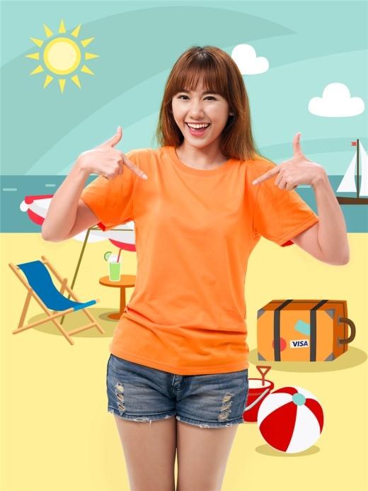 Học hỏi Hari Won: 5 bước đơn giản để du lịch hè cực kool