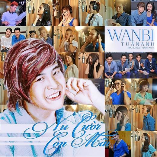 Album Nụ cười còn mãi của Wanbicùng 19 người bạn đồng nghiệp được ra mắt vào dịp 49 ngày mất của nam ca sĩ. - Tin sao Viet - Tin tuc sao Viet - Scandal sao Viet - Tin tuc cua Sao - Tin cua Sao