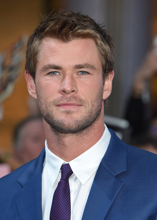 Christ Hemsworth