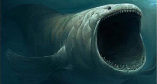 Cục Quản lí đại dương và Khí quyển Mỹ (NOAA) đã phát hiện một âm thanh cực kì mạnh mẽ phát ra ở dưới nước vào năm 1997 và được gọi tên là Bloop. Với NOAA, đây đơn giản chỉ là tiếng băng vỡ từ một dòng sông băng, nhưng các nhà khoa học lại cho rằng đây là âm thanh được phát ra từ một loài sinh vật biển khổng lồ vẫn chưa được khám phá.