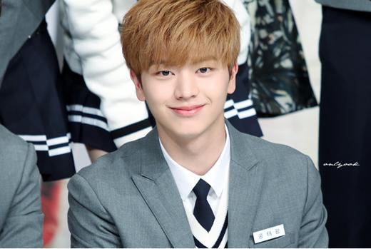 Yook Sungjae - Chàng nam sinh dễ thương của Who Are You - School 2015.