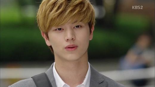 Sốt xình xịch với dàn nam thần xứ Hàn trong phim học đường KBS